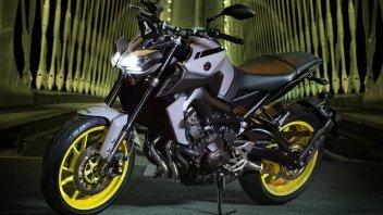 Yamaha MT-09 my17: nuova energia