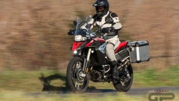 "Moto - Test: BMW F 800 GS Adventure Rallye 2017 - ""Nessun limite"""