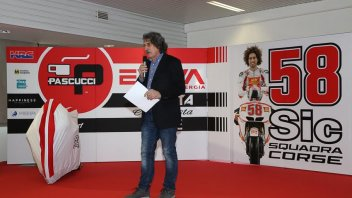 """Moto3: Paolo Simoncelli: """"Respect for the brand on your chest comes before winning"""""""