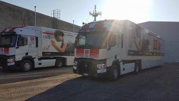 MotoGP: SIC 58 torna in pista a Misano