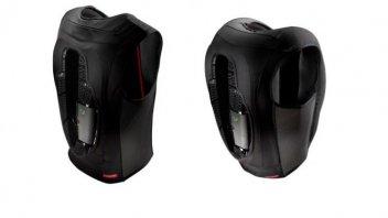 Moto - News: Arriva l'airbag totale: protegge e chiama i soccorsi