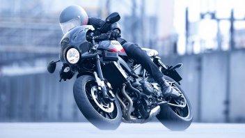 Moto - News: Yamaha XSR900 Abarth: prenoti e diventi... un VIP