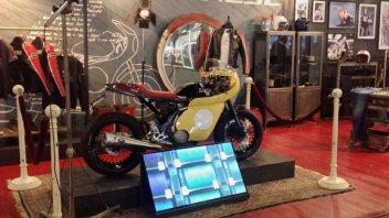 """Moto - News: Dainese e MrMartini, un progetto """"Speciale"""""""