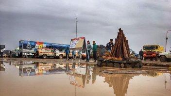 Dakar: Il meteo ferma la Dakar