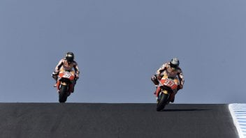 MotoGP: Private tests for Honda: Marquez and Pedrosa at Jerez