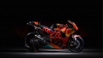 MotoGP: MotoGP, Moto2 and Moto3: KTM unveils its gems
