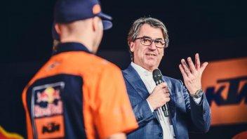 MotoGP: Pierer: a KTM piace battere i giapponesi