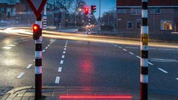 """News Prodotto: Curiosità: l'Olanda sperimenta il sistema """"Linea luce +"""""""