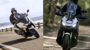Moto - Scooter: X-ADV vs T-MAX: filosofie a confronto