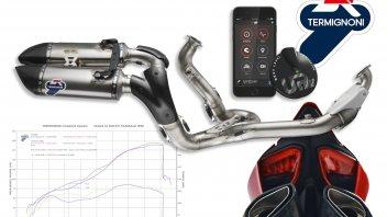 Moto - News: Termignoni: Kit per Ducati Panigale