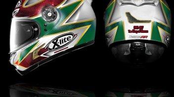 News: Nolan: al via l'asta benefica per il casco di Pirovano
