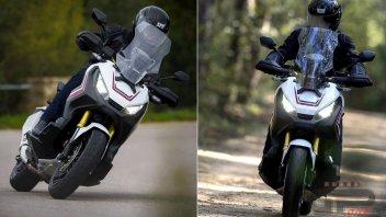 Test: Test, Honda X-ADV: eroe dei due mondi