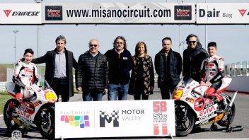 Moto3: Sic 58 Squadra Corse firma con 'Motor Valley'