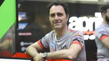 MotoGP: Albesiano: l'Aprilia deve avvicinarsi alla pole