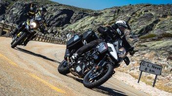Moto - News: Suzuki: V-Strom 1000 e GSX-S1000A/FA 2017, svelati i prezzi