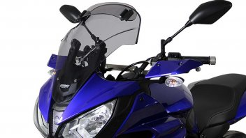 Moto - News: MRA per Yamaha Tracer 700: cupolini per tutti i gusti