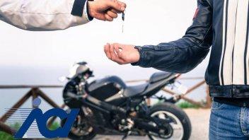 Moto - News: Passaggio di proprietà: il G.d.P. ordina la trascrizione della vendita al P.R.A. con effetto retroattivo