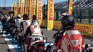 SBK: Pirelli ospita 'track days' durante alcune gare del mondiale Superbike