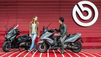Moto - Scooter: Kymco AK 550: svelato il prezzo del nuovo maxiscooter