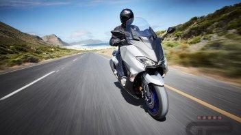 Moto - Test: Yamaha T-Max 2017: lider maximo