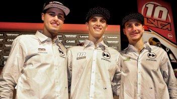 Moto2: Fuligni sulla Suter del Team Kiefer a Jerez