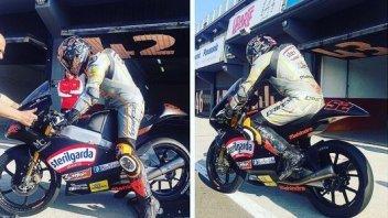 Moto3: Biaggi svezza Del Bianco e Baldini con le'mosche col vocione'