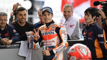 MotoGP: Marquez: The extra tyre? We all agreed not to use it