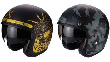 """Moto - News: Scorpion Belfast: il jet per i... """"nati liberi"""""""
