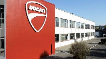 Moto - News: Volkswagen pensa alla vendita di Ducati