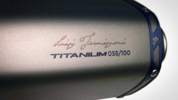 """Moto - News: Termignoni: l'Honda Africa Twin """"al titanio"""""""