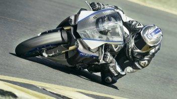 Moto - News: Yamaha Supersport Pro Tour 2017: l'R-World di Iwata in prova