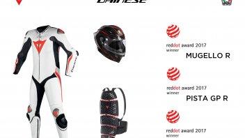 Moto - News: Dainese won the 'Red Dot Design Award'