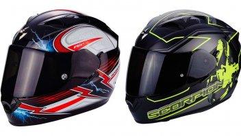 Moto - News: Scorpion Exo 1200 Air: il casco GT con lo spirito racing