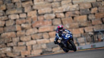 SBK: SSP, FP3: Yamaha davanti a tutti con Mahias e Morais