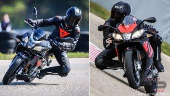 Moto - Test: Aprilia RS 125 e Tuono 125: grandi emozioni