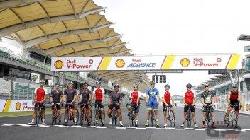 MotoGP: Piloti e ciclismo: i rischi non si possono eliminare