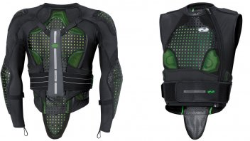 Moto - News: Held: protezioni Kendo, Keltor e Sakari. Indossare la sicurezza