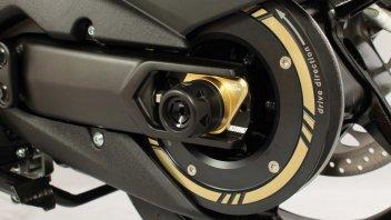 Moto - News: Gilles Tooling per Yamaha T-Max: tuning per tutti i gusti