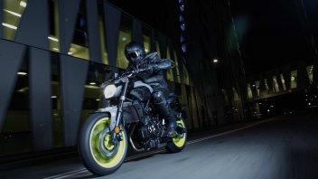 Moto - News: Yamaha XSR700, MT-07 e Tracer 700: in promo le bicilindriche giapponesi