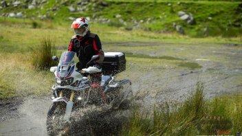 Moto - News: Honda Adventure Week con X-ADV e Africa Twin