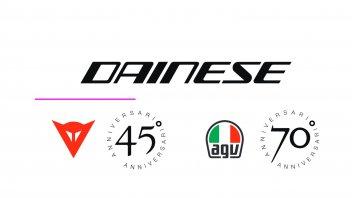 Moto - News: Dainese & AGV, 115 anni di sicurezza