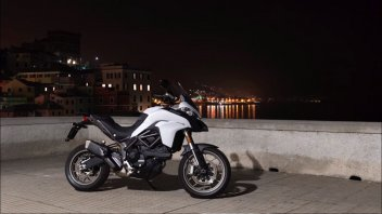 News Prodotto: Ducati Multistrada 950 - Italian Extraordinary Journeys: Genova