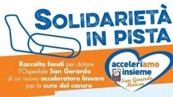 News: A Monza si corre contro il cancro