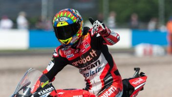 SBK: Davies: it was like being in a video game