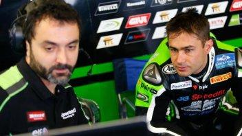 "SBK: Haslam: ""My main aim was the podium"""