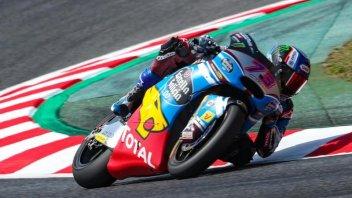 Moto2: QP Montmelò: solo Marquez meglio di Pasini e Baldassarri