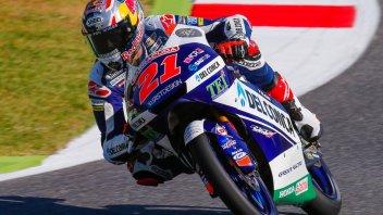 Moto3: FP2: Di Giannantonio guida la carica degli azzurri