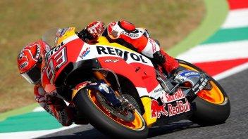 """MotoGP: Marquez: """"A Barcellona per tornare ad alti livelli"""""""