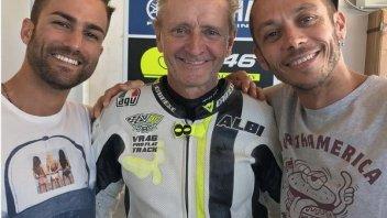 MotoGP: Schwantz, a cowboy at Valentino's Ranch
