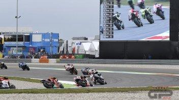 MotoGP: At Assen the MotoGPs are 'beaten' by the SBKs